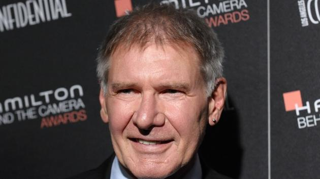 Harrison Ford attends the Hamilton Behind The Camera Awards at The Conga Room at L.A. Live in Los Angeles on November 6, 2011  -- Getty Premium