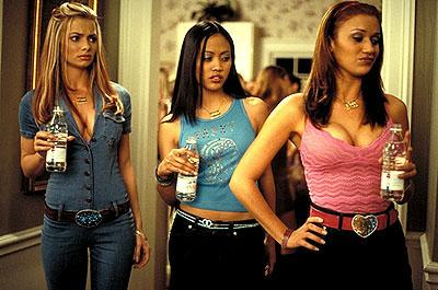 Jaime Pressly , Joy Bisco and Morisa Taylor Kaplan in Columbia's Not Another Teen Movie