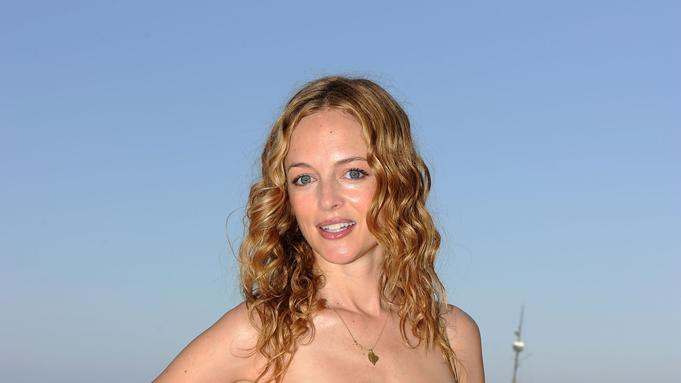 Heather Graham Ischia Film Music Fest