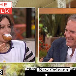 The Talk - What Did We Say With Beignets