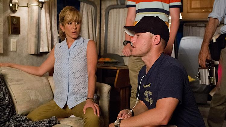"Jennifer Aniston in Warner Bros.' ""We're The Millers"" - 2013"