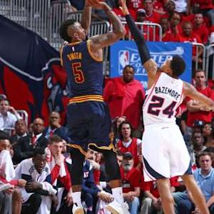 Nightly Notable - J.R. Smith