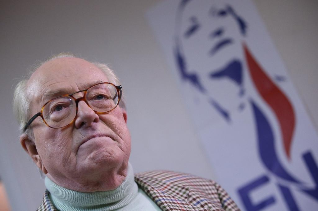 French far-right patriarch Le Pen leaves hospital