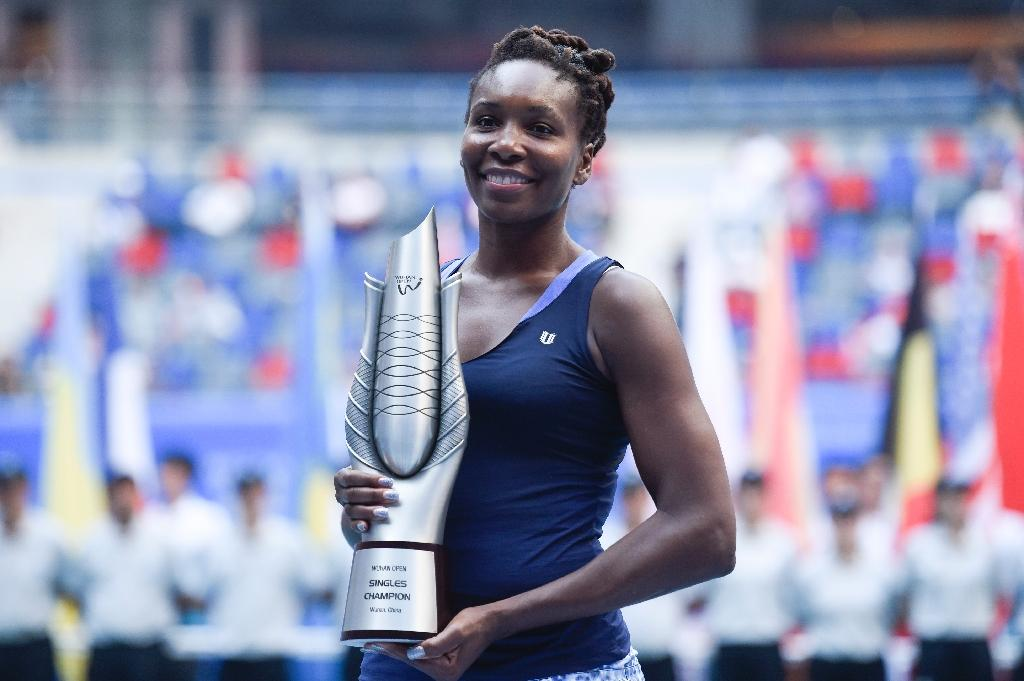 Williams storms up 10 places after Wuhan win