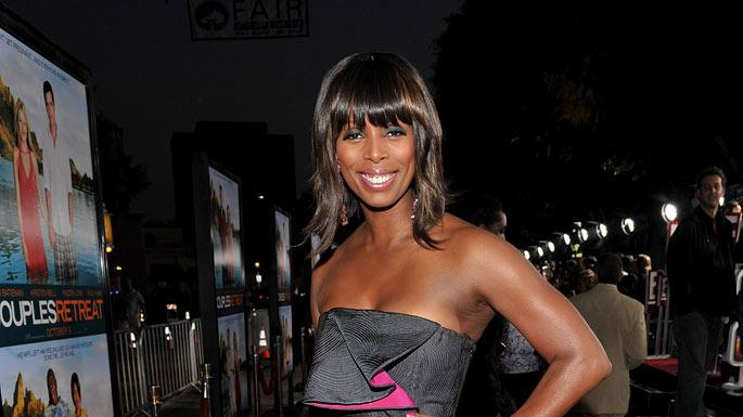 Couples Retreat LA Premiere 2009 Tasha Smith