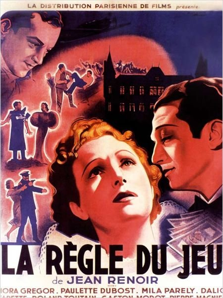 La rgle du jeu, de Jean Renoir (1939) Le top 5 de Jacques Cheminade