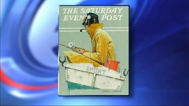 Norman Rockwell's 'Sport' Painting Becomes 43rd Stolen Piece (ABC News)