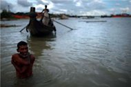 The Bangladesh monsoon