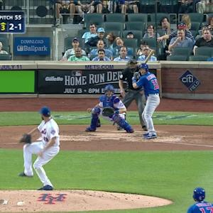 Niese escapes jam