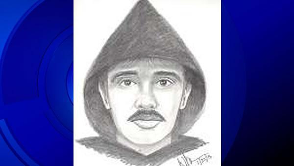 Sketch released of SJ attempted kidnapping suspect