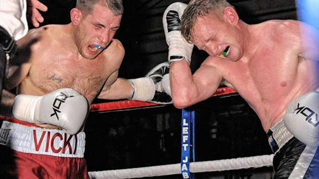 Johnny Greaves finishes with a win on Fury-ous Sunday Rumble card