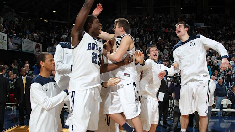 NCAA Basketball: Xavier at Butler