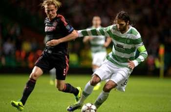 Samaras hopes for Celtic Champions League progression