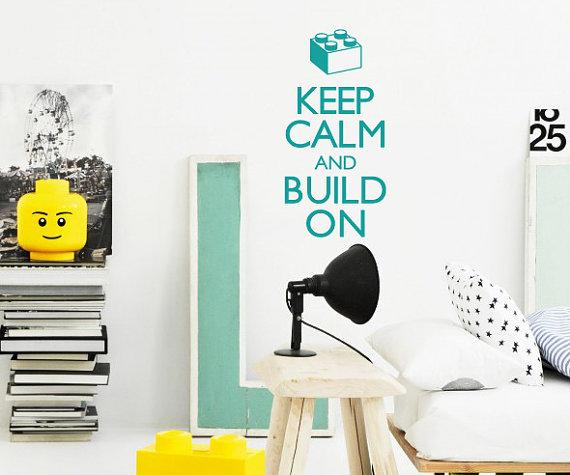 Keep Calm Wall Art