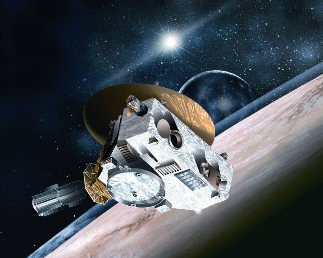 NASA's Pluto probe could carry your photo to aliens