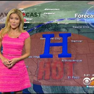 Jackie Johnson's Weather Forecast (July 21)