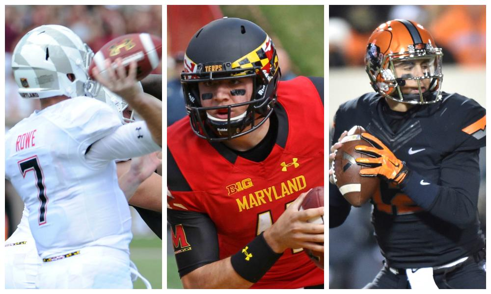 Edsall names Hills starting QB, with surprise at backup
