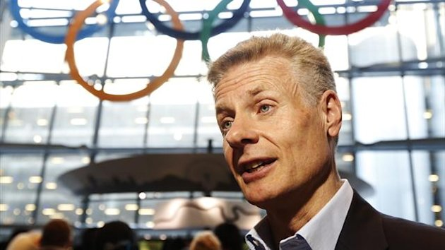 Deighton was CEO of the London Organising Committee of the Olympic and Paralympic Games (Reuters)
