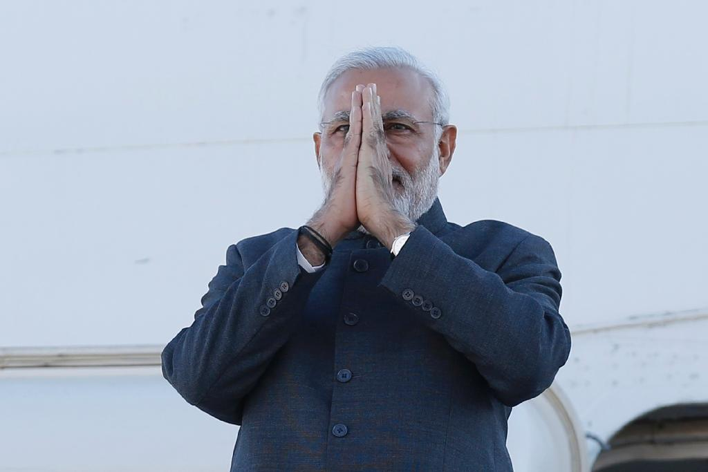 Indian PM Modi to make first visit to Asian rival China