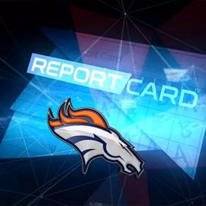 Wk 8 Report Card: Denver Broncos