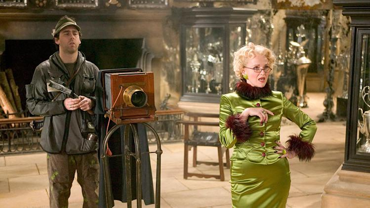 Harry Potter and the Goblet of Fire 2005 Warner Bros. Pictures Miranda Richardson