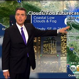Rich Fields' Weather Forecast (Aug. 19)