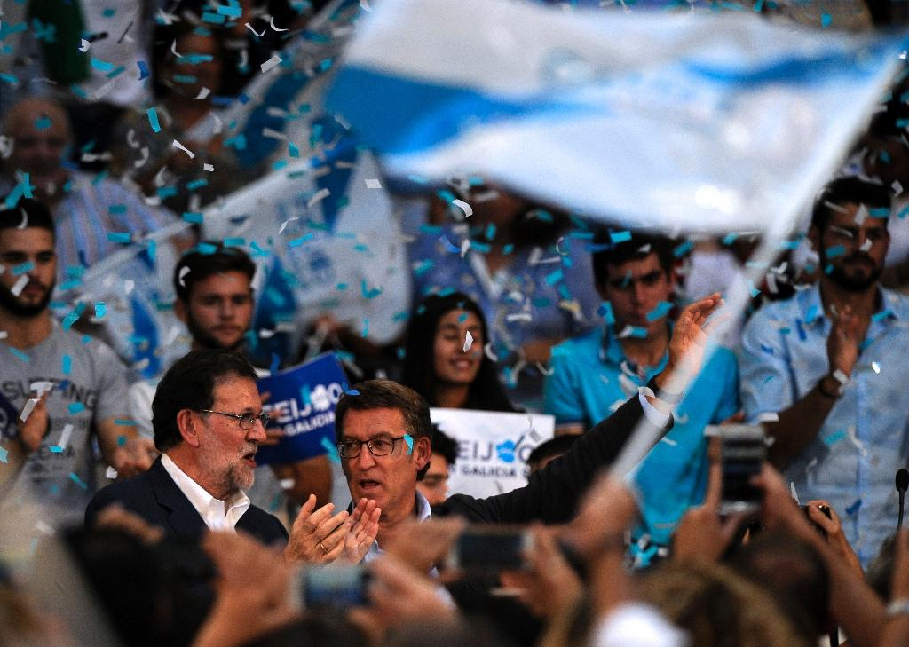 A tale of two regions: Spain's Basques, Galicians in key vote