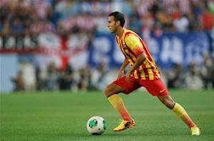 Pedro flattered by PSG link