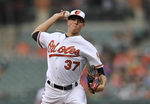 Davis, Orioles outlast Red Sox 5-4 in 13 innings