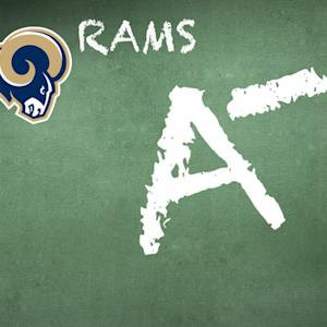 Week 2 Report Card: St. Louis Rams
