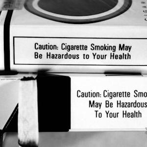 Almanac: Cigarette warning labels