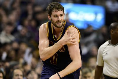 Kevin Love's career takes yet another strange twist