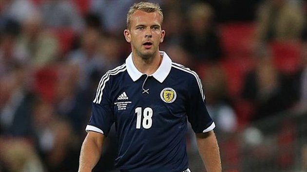 Scotland striker Jordan Rhodes has vowed to continue to work hard