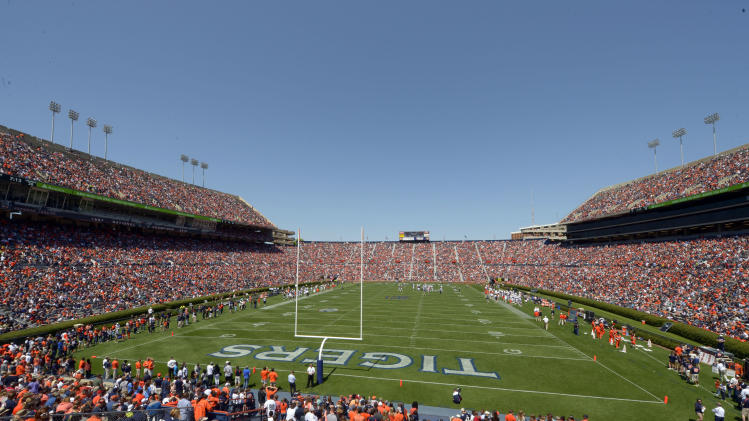 NCAA Football: Auburn-Spring Game