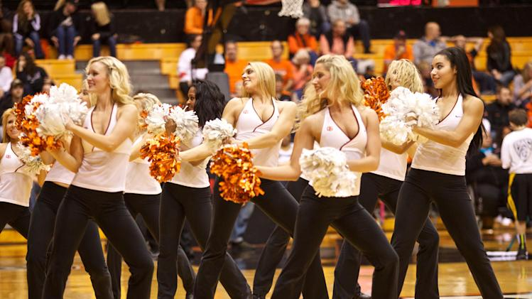 NCAA Basketball: Arizona State at Oregon State