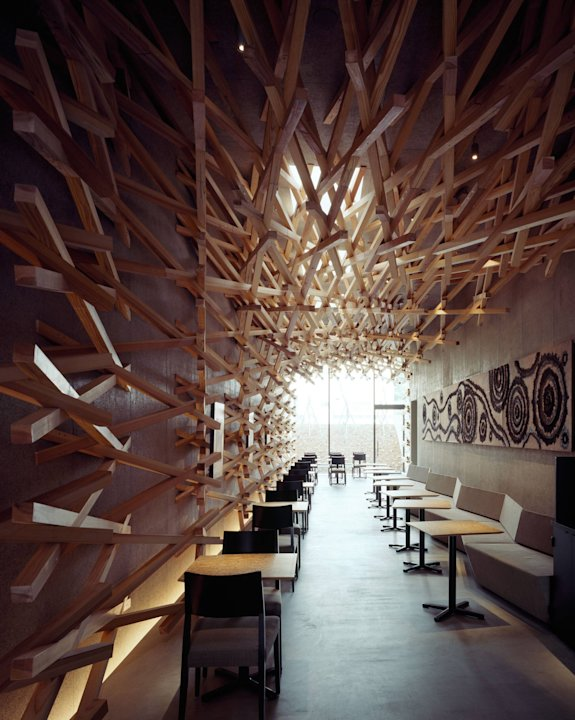 Kengo Kuma designs the world&#39;s&nbsp;&hellip;