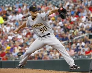 Kang's homer sends Pirates to 8-7 win over Twi …