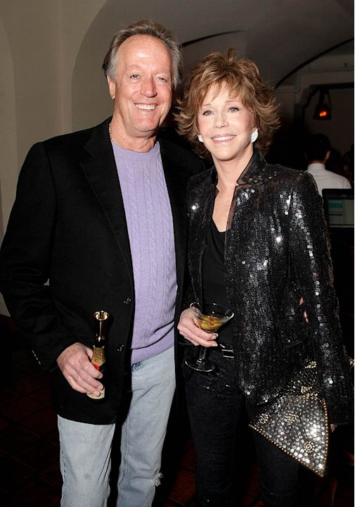 Fonda Peter Jane Weinstein Prty