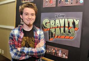 Alex Hirsch | Photo Credits: Todd Wawrychuck/Disney Channel