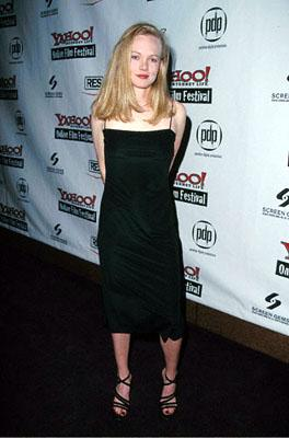 Aimee Graham at the First Yahoo! Internet Life Online Film Festival premiere of Screen Gems' Time Code in Hollywood