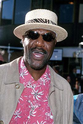 Delroy Lindo at the Westwood, CA National Theatre premiere of Touchstone's Gone In 60 Seconds