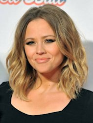 Kimberley Walsh injures ribs during Dancing show