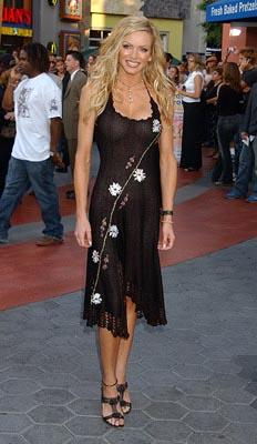 Premiere: Nikki Ziering at the LA premiere of Universal's American Wedding - 7/24/2003