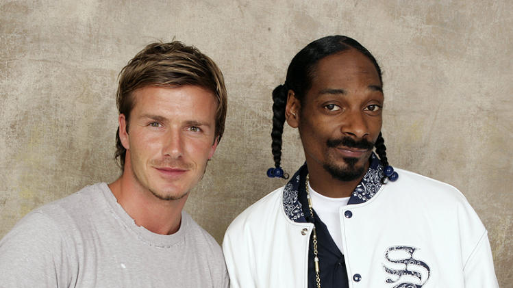 David Beckham, Snoop Dogg