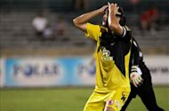 Tampines end AFC Cup campaign on losing note