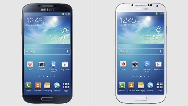 Samsung Galaxy S4 Announced: An Android Phone You Can Control with a Wave or Tilt