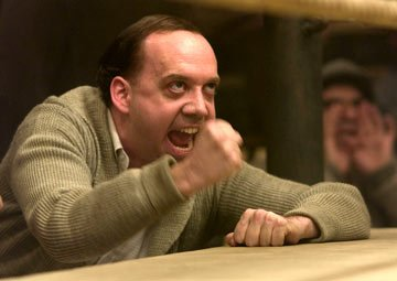 Paul Giamatti in Universal Pictures' Cinderella Man