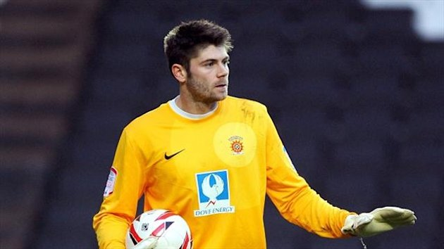 Scott Flinders, pictured, is one of three players linked with a move to Rotherham