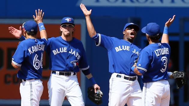 Eleven things you should know about the Toronto Blue Jays' 11-game winning streak