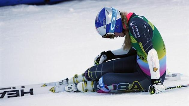 Alpine Skiing - Tired Vonn says she is losing self belief